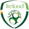 130px ireland football team badge