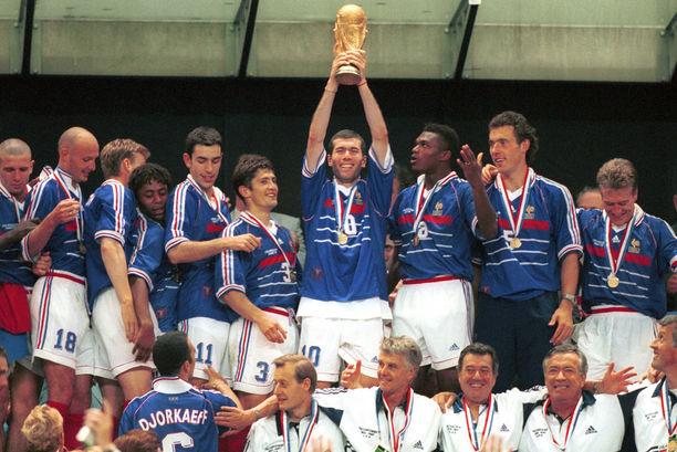 C etait l ete 1998 la france remportait le mondial de football 460f1c526ab7101e0